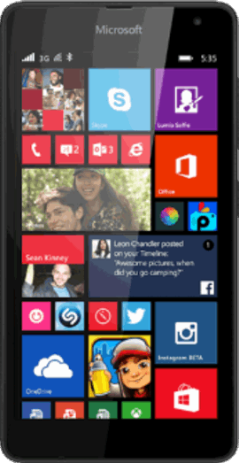 telefon Microsoft